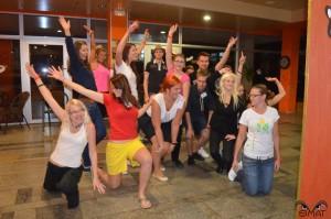Tanec na Rozletu PEF